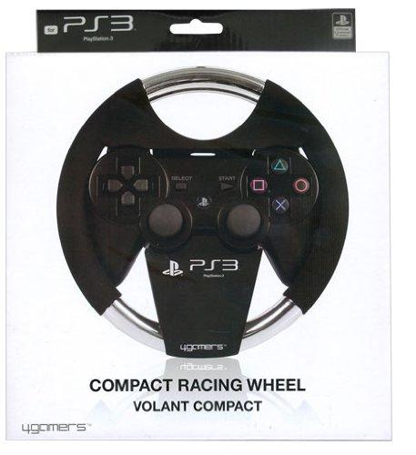 PlayStation 3 - Compact Racing Wheel (Volante)