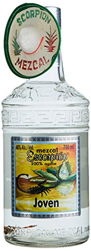 Scorpion Mezcal Silver mit echtem Tequila (1 x 0.7 l)