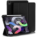 Vobafe Funda Compatible con iPad Air 4ª Generación 2020 10.9 Pulgadas, Funda Plegable Protector...