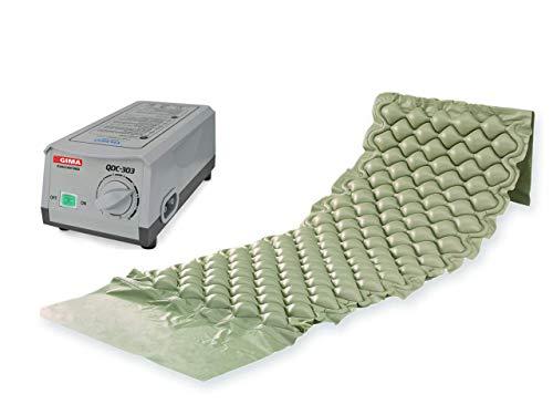 GIMA 28566 Kit Materasso a Bolle e Compressore