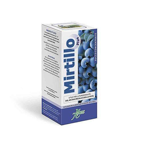 Aboca Mirtillo plus succo concentrato 133g