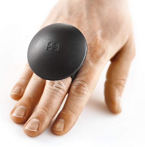 Meinl Percussion MS-BK Motion Shaker zur Befestigung am Finger Cajon Add-On