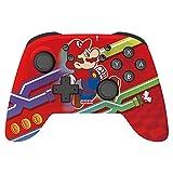 Hori Nintendo Switch Wireless HORIPAD (Super Mario) - Officially Licensed By Nintendo - Nintendo Switch