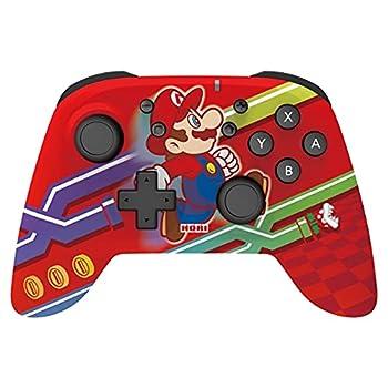 Hori Nintendo Switch Wireless HORIPAD  Super Mario  - Officially Licensed By Nintendo - Nintendo Switch