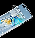 ONICOGEAR (Nicht Panzerglas) Kompatibel mit Huawei Mate 40 Pro / 40 Pro Plus Schutzfolie,TPU Full Screen Handy Bildschirm Folie für Huawei Mate 40 Pro / 40 Pro Plus(2 Stück)