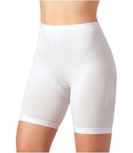 Jadea. - Pantaloncino Donna 536, Bianco, 5