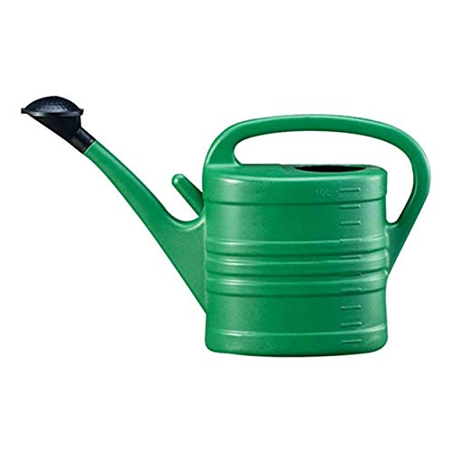 YXDS Regadera Grande para el hogar, plástico, Agarre cómodo, Herramientas de jardinería, Superficie Lisa, sin fallas, jardín Esencial
