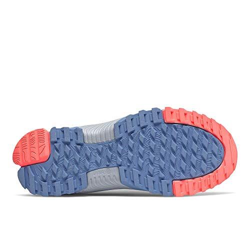 New Balance Women's Shando V1 Running Shoe, Light Cyclone/Ocean Grey/Paradise Pink, 6.5
