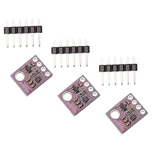 3pcs BME280 5V Temperature Humidity Sensor Module Atmospheric Pressure Sensor Board IIC I2C Breakout