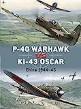 P-40 Warhawk vs Ki-43 Oscar: China 1944–45 (Duel)