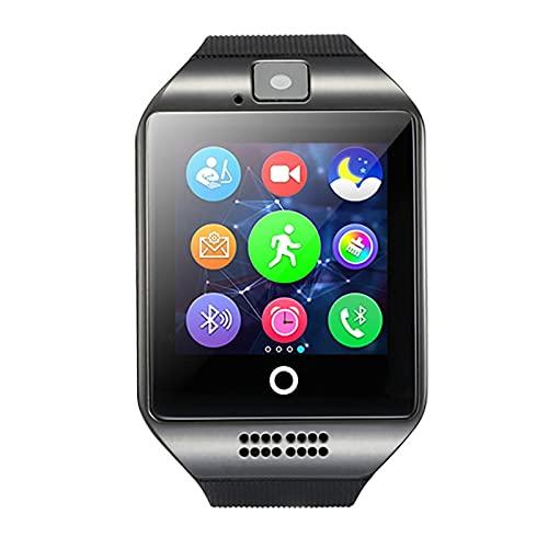 EATAN DZ09 Bluetooth Smart Watch pantalla táctil con cámara SIM tarjeta TF/SD ranura para tarjeta para teléfono Androi teléfonos reloj pantalla táctil