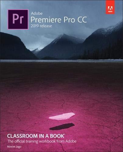 Access Code Card for Adobe Premiere Pro CC Classroom in a Book