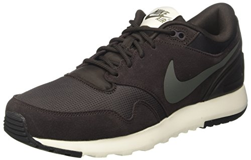 Nike Air Vibenna, Zapatillas de Gimnasia para Hombre, Marrón (Velvet Brown/River Rock/Bright Cactus), 44 EU