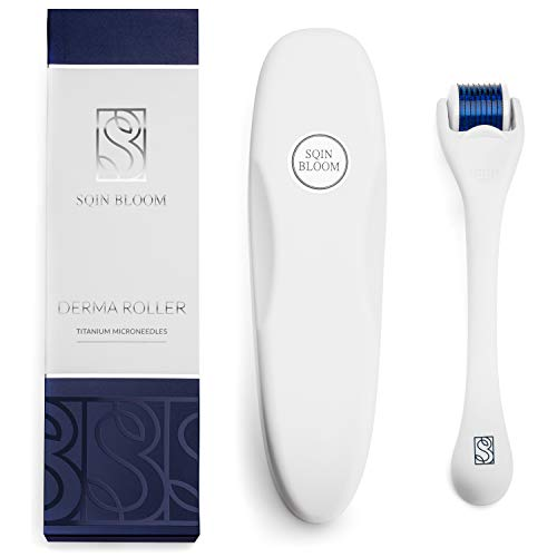 Dermaroller - Microneedling Narbenroller - Bartroller - Needling Roller für Gesicht, Körper, Haar - 0,3mm Titannadeln - Inkl. Aufbewahrungsetui eBook