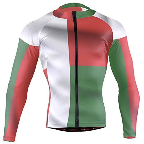 Madagascar - Camiseta de manga larga para hombre