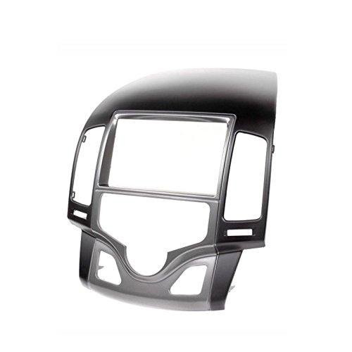 CARAV 11-142 2-DIN Marco de plástico para Radio para i30 (FD) 2008-2011 (automatical A/C/Left Wheel, Not for UK Cars)