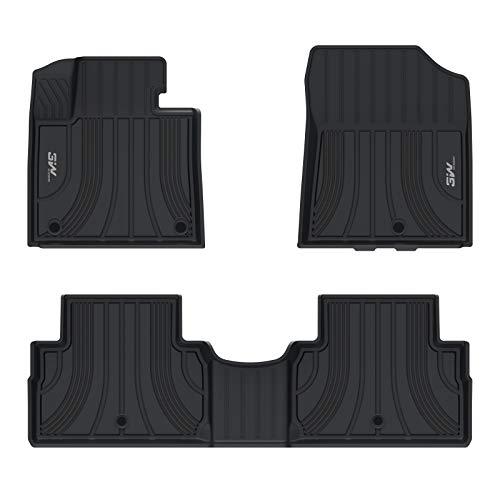 3WFloorMatsCompatible for Hyundai Sonata 2020-2021 Kia K5,...