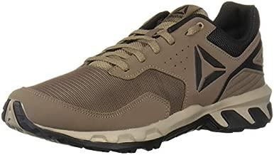 Reebok Men's Ridgerider Trail 4.0 Walking Shoe, Grey/Beach Stone/Black, 10 M US