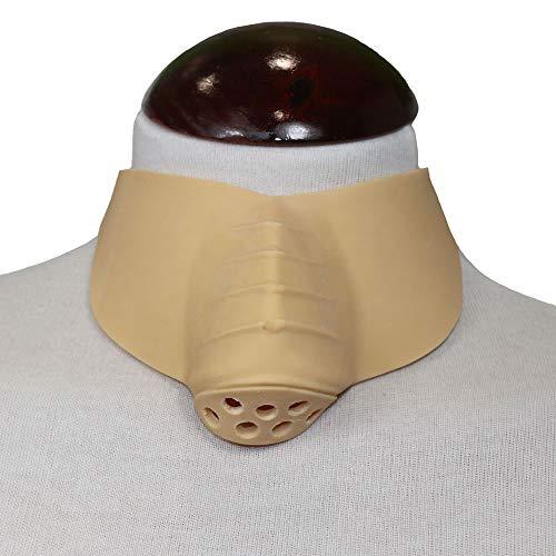 Protector Goma Ducha Traqueotomia-Unidad