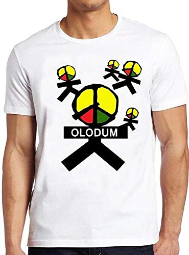 Olodum T Shirt Peace Brazil Carnival They Don't Care About Us Tee 308