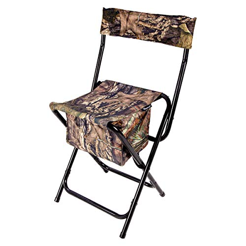Ameristep High-Back Blind Chair | Portable Chair for Hunting Blind