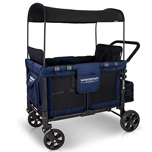 Wonderfold Baby Multi-Function Four Passenger Wagon Review