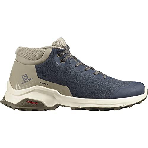 Salomon X Reveal Chukka Climasalomon™ Waterproof (impermeable) Hombre Zapatos de...