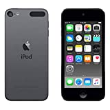 Original AppleiPod Compatible for mp3 mp4 Player Apple iPod Touch 5th gen 16GB Balck