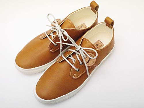 buddy(バディ)『Sneaker Corgi Low Smooth CAMEL』