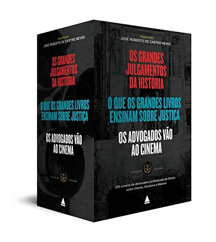 Kit Promocional - Coleção Cícero - Exclusivo Amazon