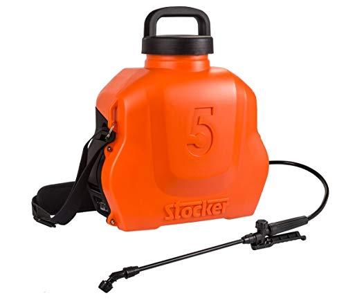 Pompa elettrica a tracolla 5 litri stocker