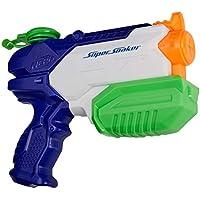 Super Soaker- SuperSoaker Microburst 2, Color Azul, Naranja, Blanco (Hasbro A9461EU8)