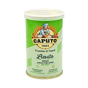 Levadura seca 100% italiana - Mulino Caputo - Carton 10 Piezas