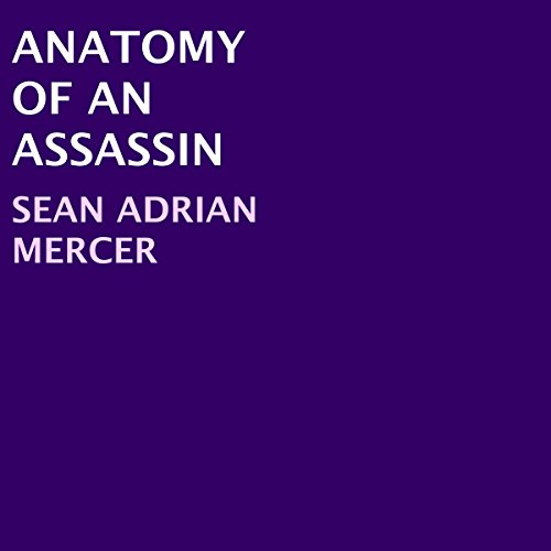 Anatomy of an Assassin audiobook cover art