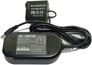 For Panasonic 互換アダプタ DMW-AC8+DMW-DCC11  nw208