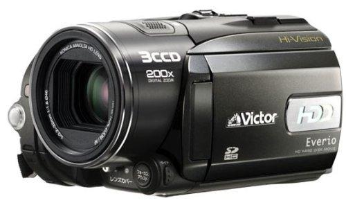 JVC GZ-HD3EK HD Everio C
