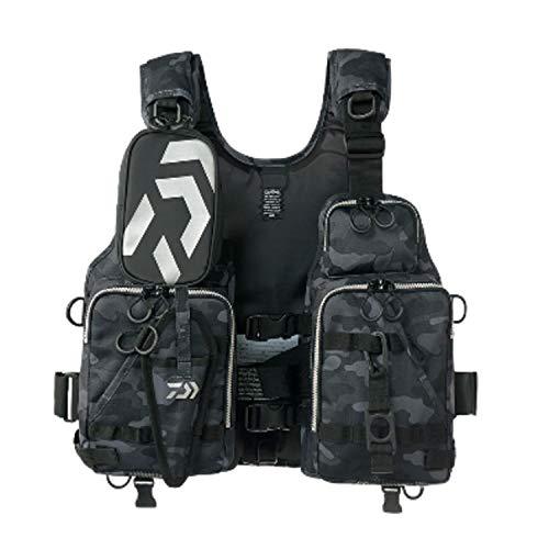Daiwa DF-6206 Fishing Vest, Float Game Vest, Free