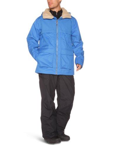 B.Snowboards Mb Arctic Jk Fr Veste de snowboard/ski homme Heron Blue M