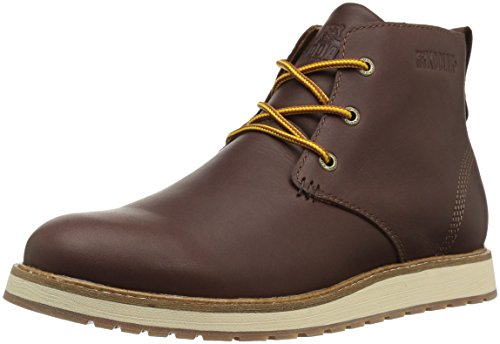 KODIAK Men's Chase Chukka Boot, brown, 9.5 M US