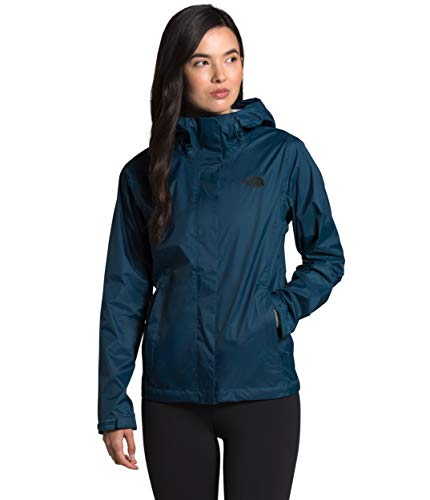 The North Face Damen Venture 2 Jacke, Blue Wing Teal, S