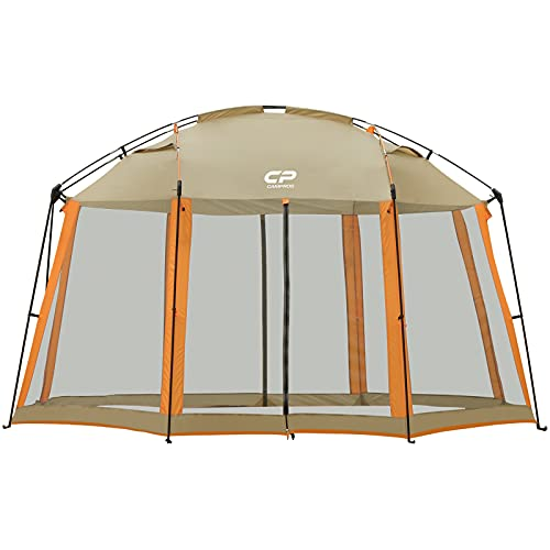 CAMPROS Screen House Room 13 x 13 Ft