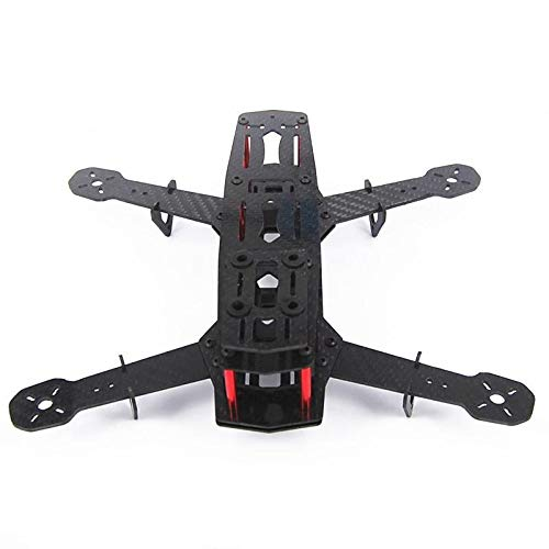 QWinOut Q250 Mini Across Full Carbon Fiber 250mm 250 RC Quadcopter Frame Kit Unassembled for DIY FPV Drone