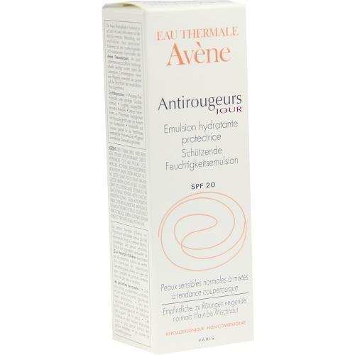 Avène Antirougeurs Jour Schützende Feuchtigkeitsemulsion, 40 ml Emulsion