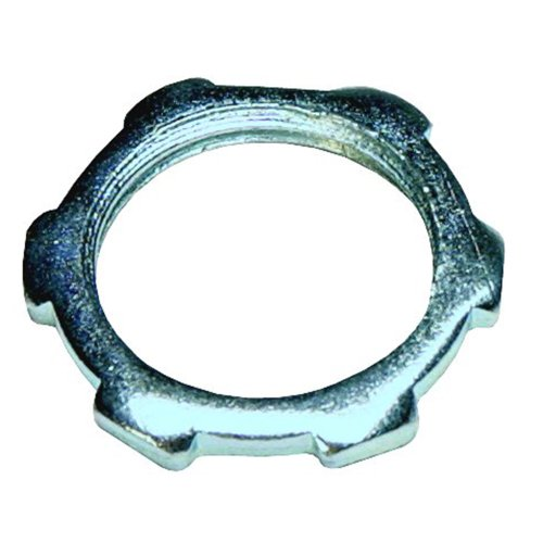 Sigma Electric ProConnex 45102 Rigid Conduit Locknut 3/4-Inch, 20-Pack