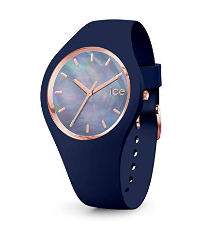Ice-Watch ICE pearl Orologio Blu da Donna con Cinturino in Silicone  017127 (Medium)