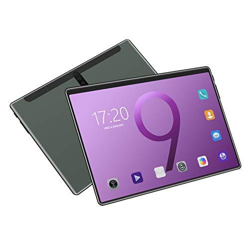 LIU Tableta 10.1 Pulgadas HD, Dual SIM, WiFi, Android 5.1, ROM de 32GB, Procesador de 8 núcleos, Batería de 4000mAh, Cámara Dual, Bluetooth/GPS/OTG