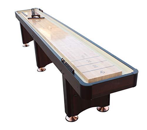 Playcraft Woodbridge 12' Espresso Shuffleboard Table