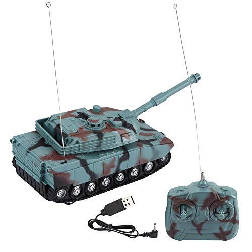 【Cadeau d'Avril】 Story Tank Toy, Vehículos eléctricos para niños Camiones de Juguete...