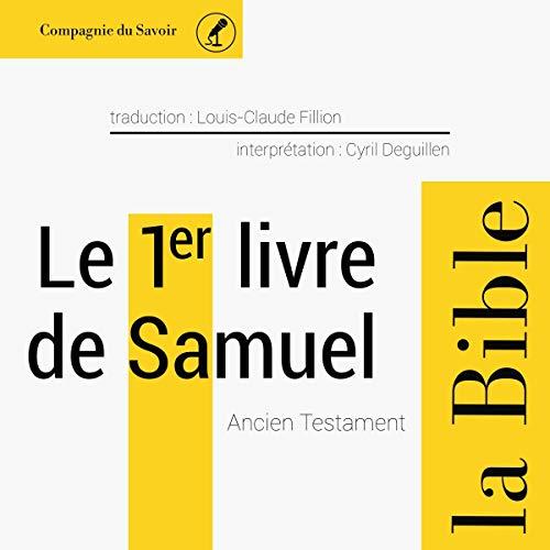 Couverture de Le 1er livre de Samuel