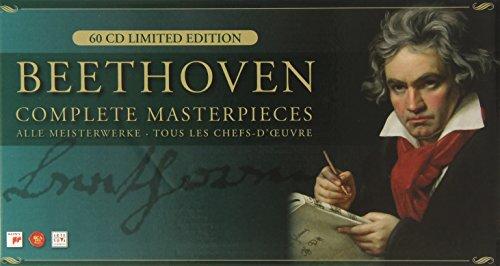 Beethoven - I Capolavori [60 CD + 1 CDROM]